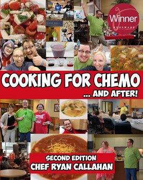 Looking for a Gift Idea? Cooking for Chemo…And After! May Fit the