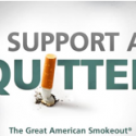 I support a quitter