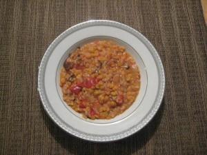 Tomato Shitake Mushroom Risotto