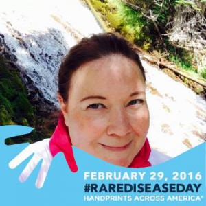 rare disease day photo